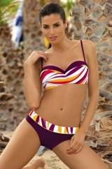 Costum de baie Carlotta Vigneto M-327 (Violet)