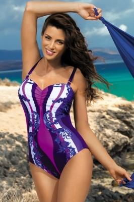 Poze Costum de baie Miriam Mora M-329 (Violet-Roz)