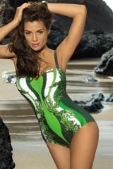 Costum de baie Miriam Sherwood M-329 (Verde)