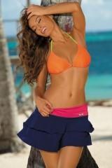 Fusta de plaja Mila Uniform-Petunia M-334