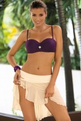 Fusta de plaja Kayla Bigne-Avorio M-363 (12)