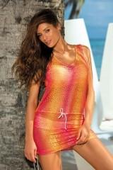 Rochie de plaja Elissa Petunia M-367