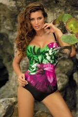 Costum de baie Caitlyn Nero-Erba M-370