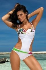 Costum de baie Mandy Bianco M-423 (1)