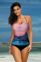 Costum de baie Valentina Nero-Wisteria M-439 (3)