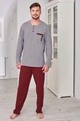 Pijama barbati Regina 493