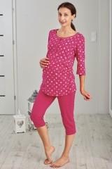 Pijama gravide si alaptare Regina 660
