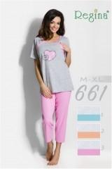 Pijama gravide si alaptare Regina 661