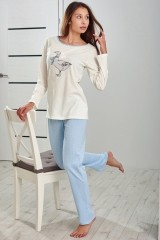 Pijama de dama Regina 809
