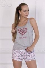 Pijama de dama Linda 572
