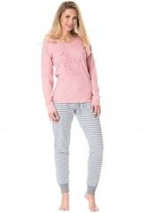 Pijama de dama Rossli SAL-PY1078
