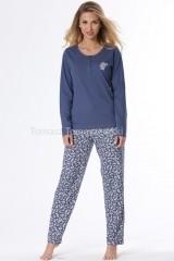 Pijama de dama Rossli SAL-PY1079