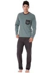 Pijama barbati Rossli SAM-PY103 II