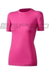 Tricou termic dama Spaio T-Shirt Relieve W01