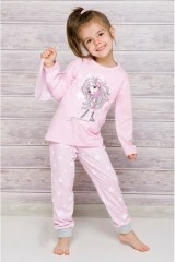 Pijama copii Elza 1164-1165