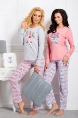 Pijama de dama Elza 1194
