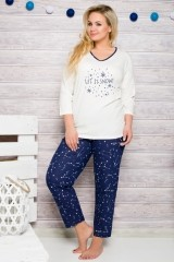 Pijama de dama Lena 146-293