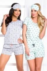 Pijama de dama Rozi 2078