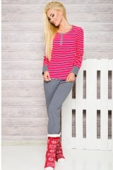 Pijama de dama Lisa 2120