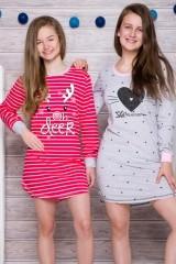 Rochie de noapte pentru fetite Lisa 849