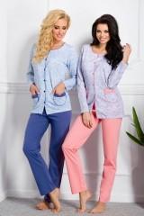 Pijama de dama Wera 963